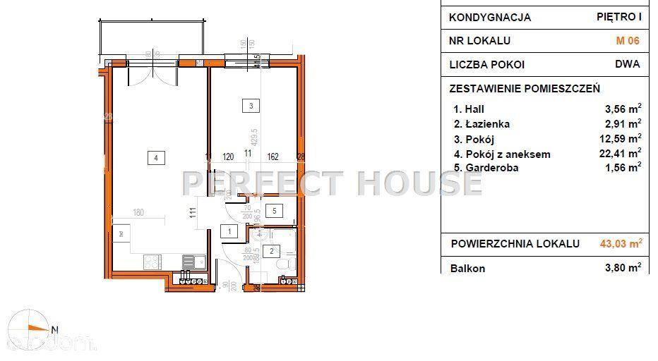 Mieszkanie na sprzedaż, Poznań, Zawady - Foto 8