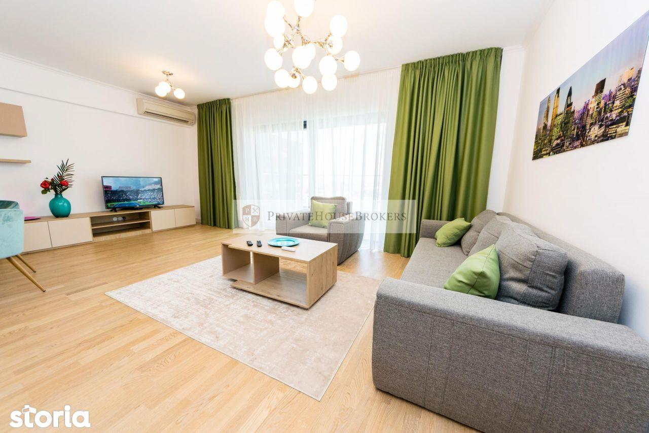 Apartament de inchiriat, Bucuresti, Sectorul 1, Herastrau - Foto 1