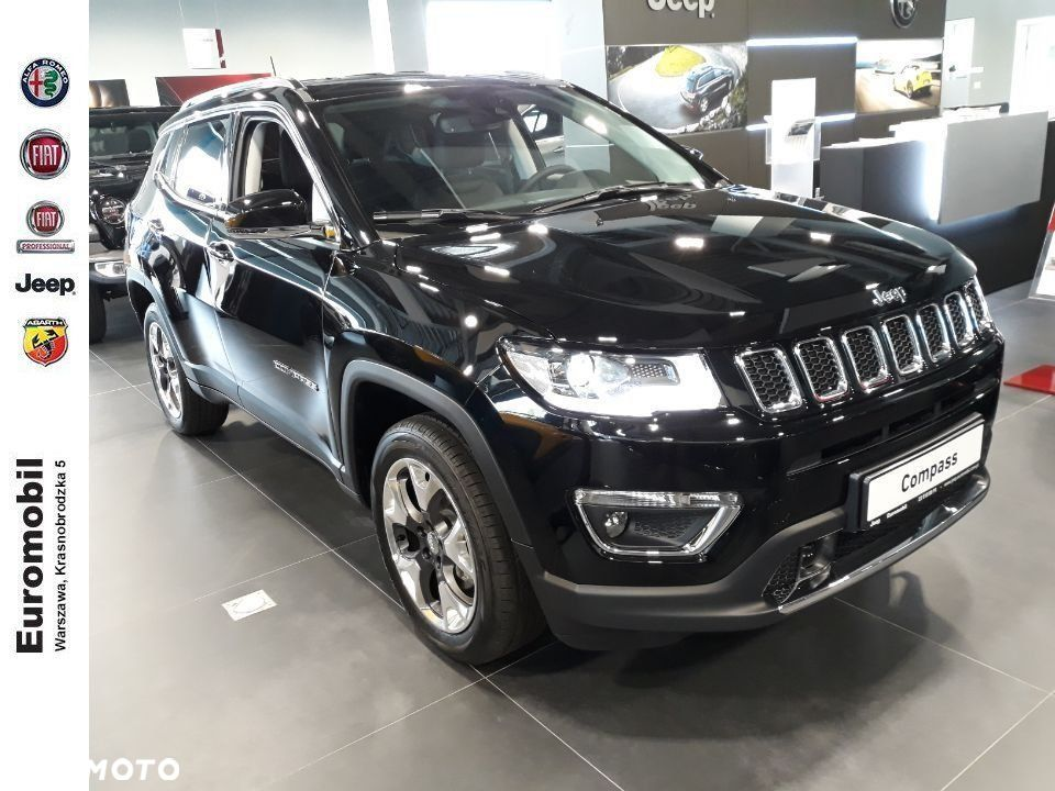 Jeep Compass , 2019r. Limited 1,4 170 KM 4x4 AT9 - 11
