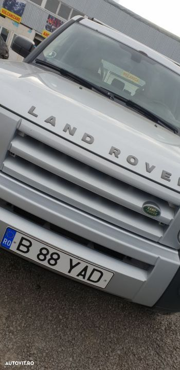 Land Rover Discovery - 16
