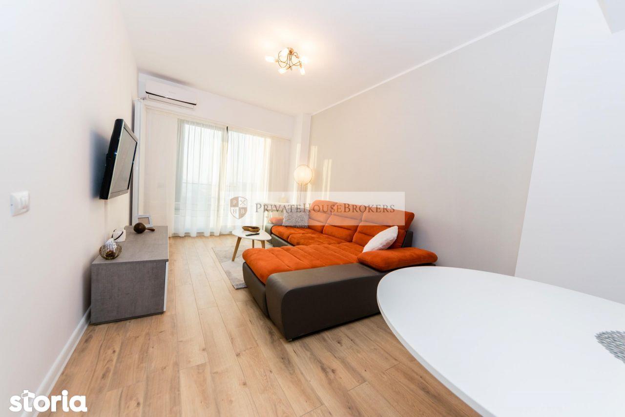 Apartament de inchiriat, București (judet), Strada Gheorghe Ranetti - Foto 9