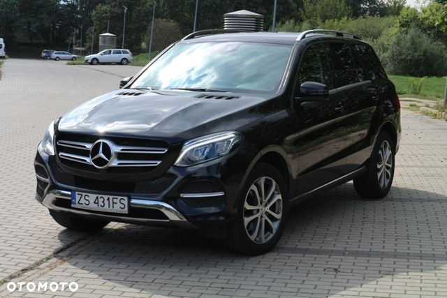 Mercedes-Benz GLE Salon Polska 4matic - 1