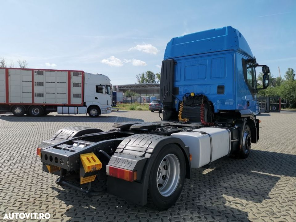 Iveco Stralis AT440S36T/P / German / 1 Hand - 5
