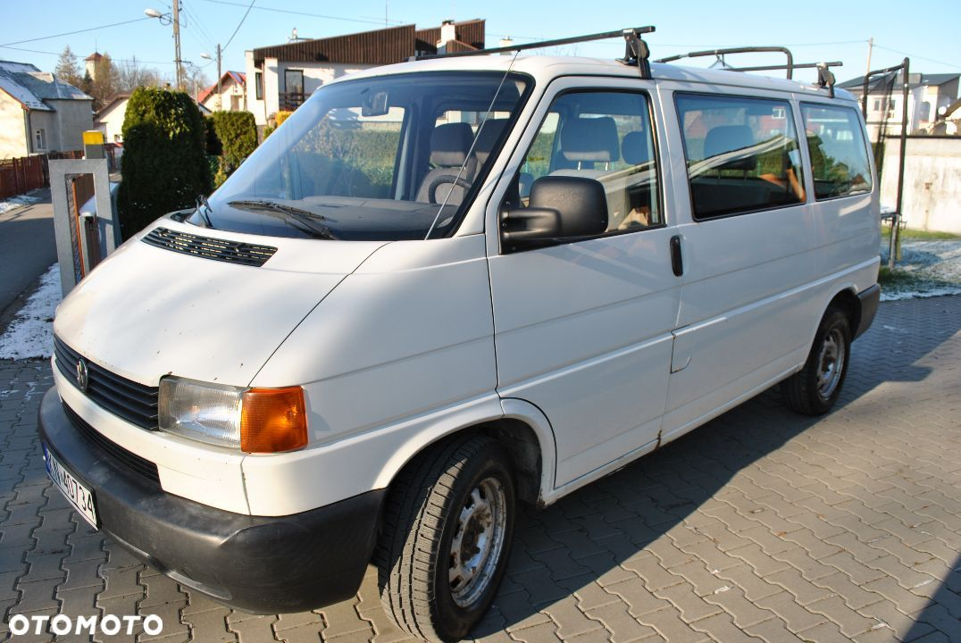 Volkswagen Transporter T4 2.5 TDI 9 osobowy - 7
