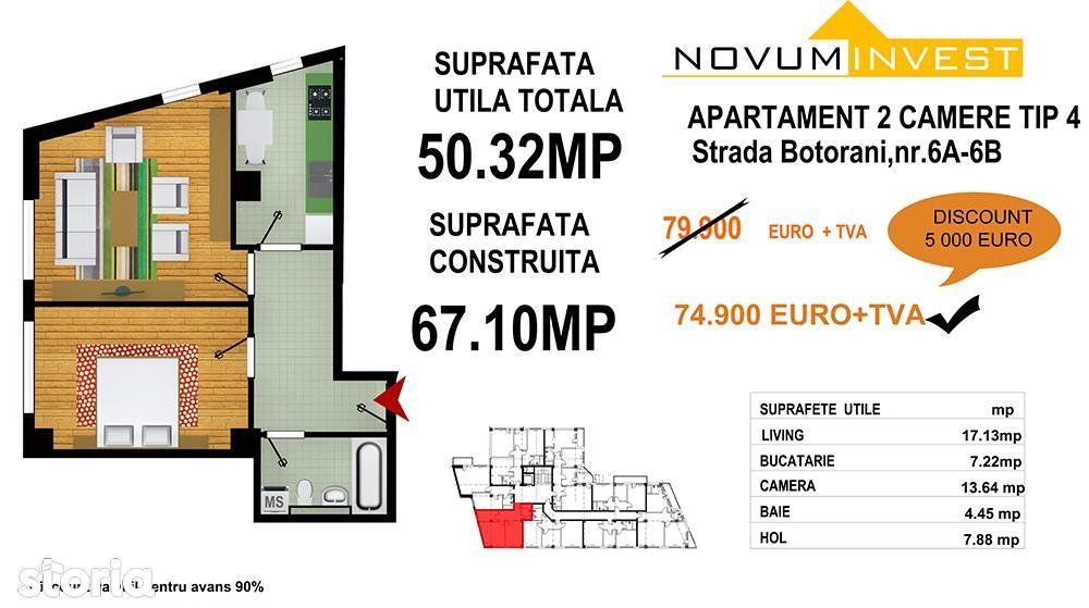 Apartament de vanzare, București (judet), Aleea Botorani - Foto 10
