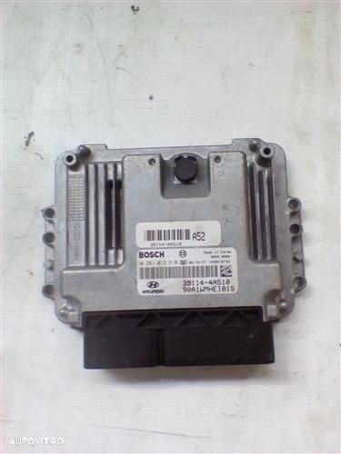 Calculator motor Hyundai H1 25CRDI 140CP An 2004-2007 cod 39114-4A510 - 1