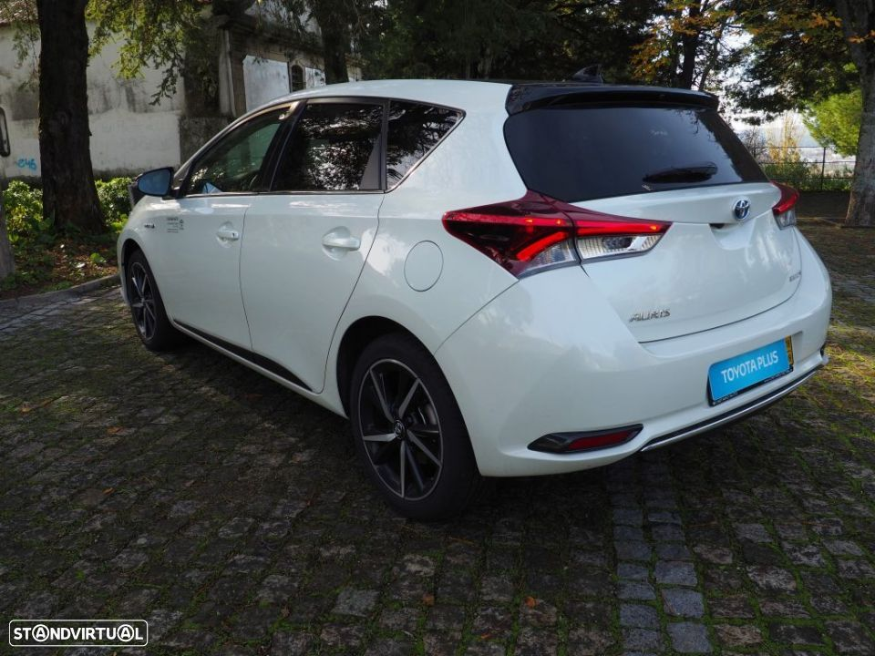 Toyota Auris HB 1.8 Hybrid SQUARE Collection - 5
