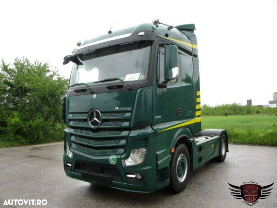 Mercedes-Benz Actros 1851 Euro 6 2014 Nr. Int 10905 Leasing - 15