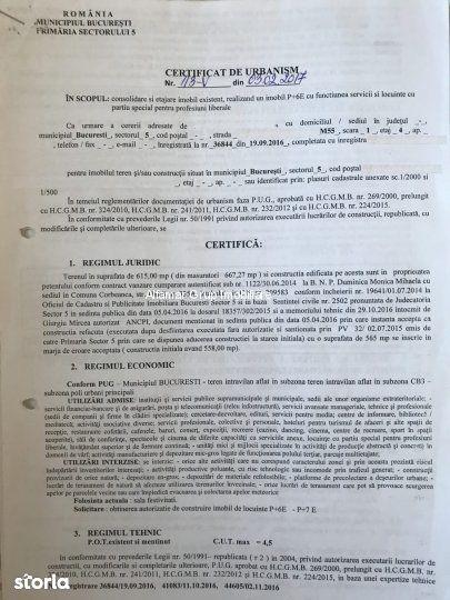 Teren de Vanzare, București (judet), 13 Septembrie - Foto 1