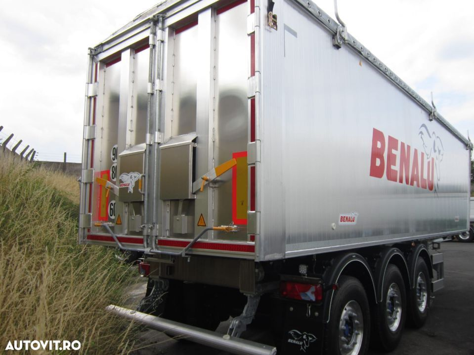 Benalu Agriliner volum 36 - 47 mc - 1