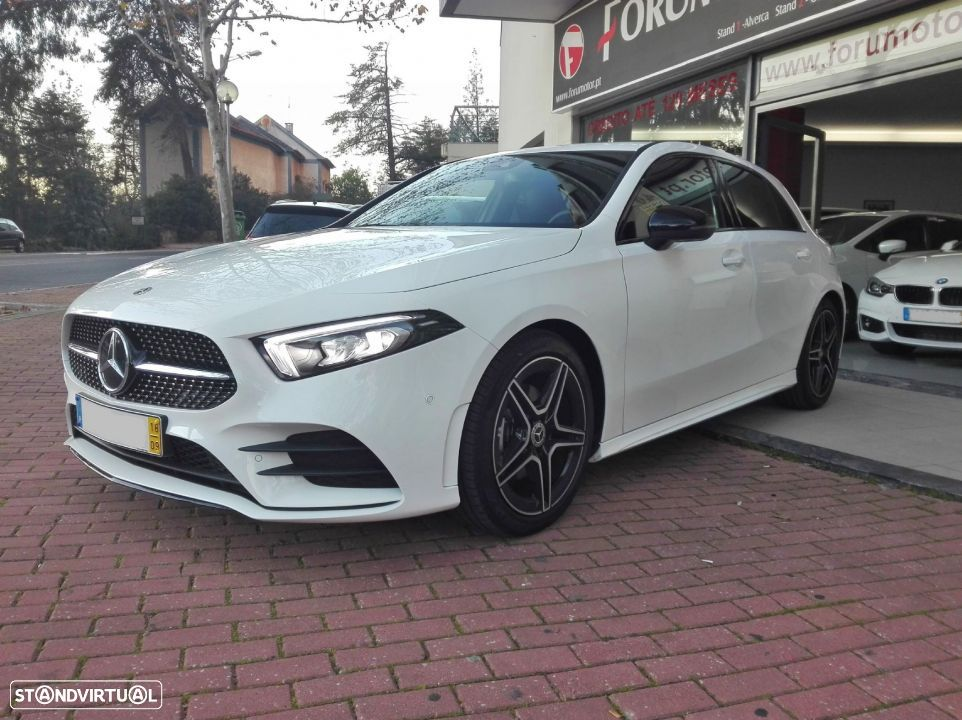 Mercedes-Benz A 180 AMG LINE PACK NIGHT - 1