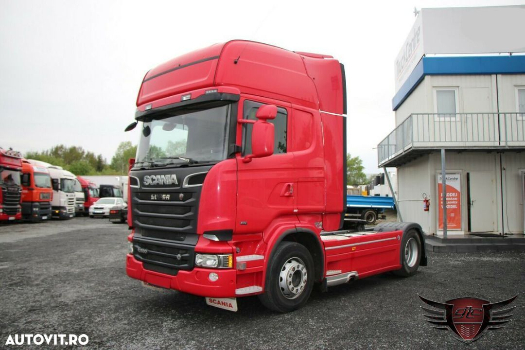 Scania R500 EURO 5 2014 Nr. Int 10657 Leasing - 4
