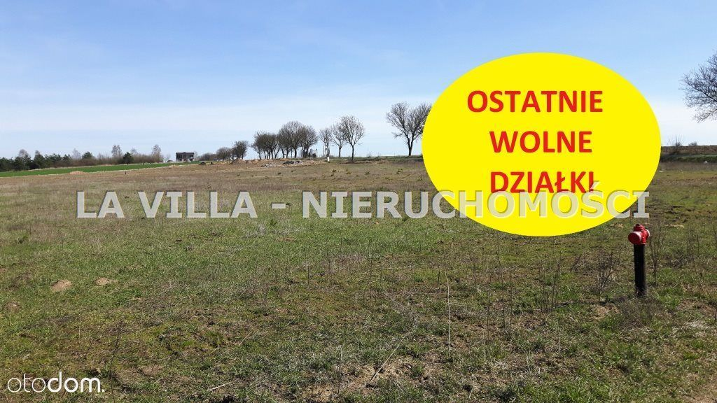 Działka na sprzedaż, Dąbcze, leszczyński, wielkopolskie - Foto 1
