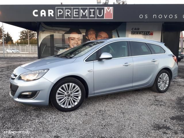 Opel Astra Sports Tourer 1.7 CDTi 130cv Innovation - 2