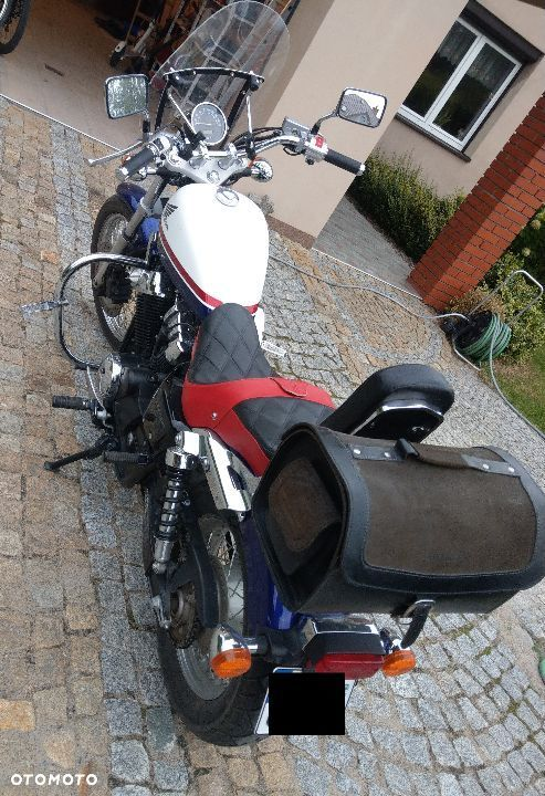 Honda Shadow Honda Shadow VT 750 S (RS) - 3