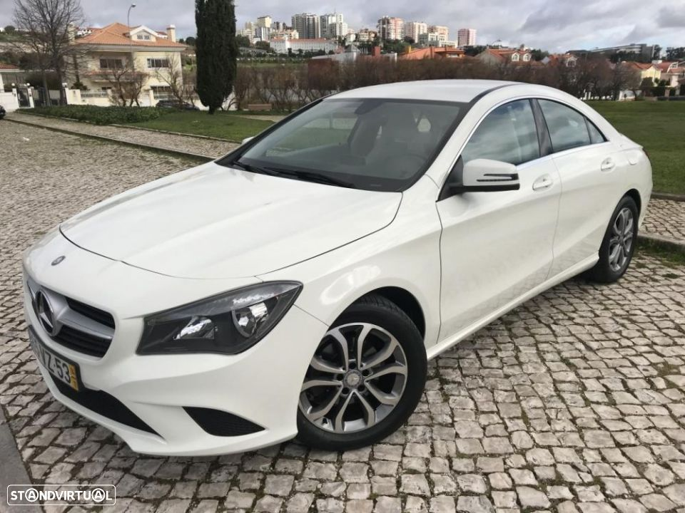 Mercedes-Benz CLA 180 CDi Urban - 1