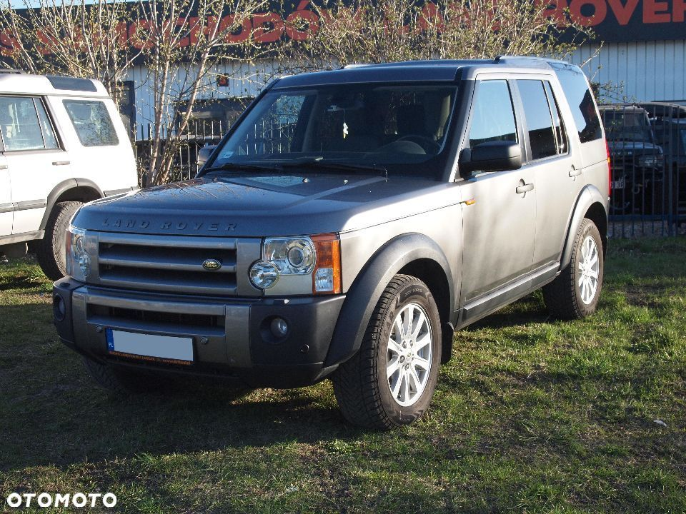 Land Rover Discovery Land Rover Discovery 3 HSE 2,7 TDV6 2007, Diffland - 1