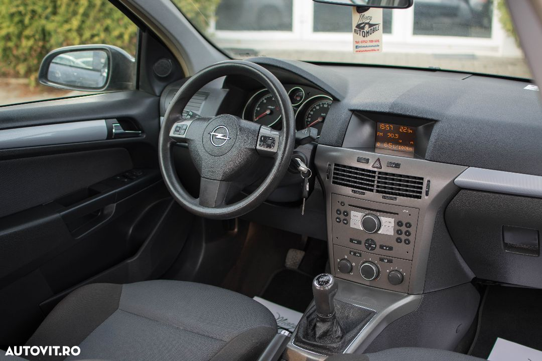 Opel Astra H - 6