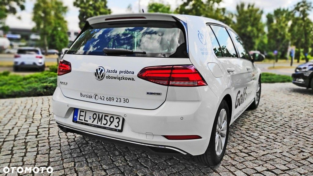 Volkswagen Golf Comfortline 1.5 TSI ACT BlueMotion 130 KM manualna,DEMO,LED,7 poduszek - 6
