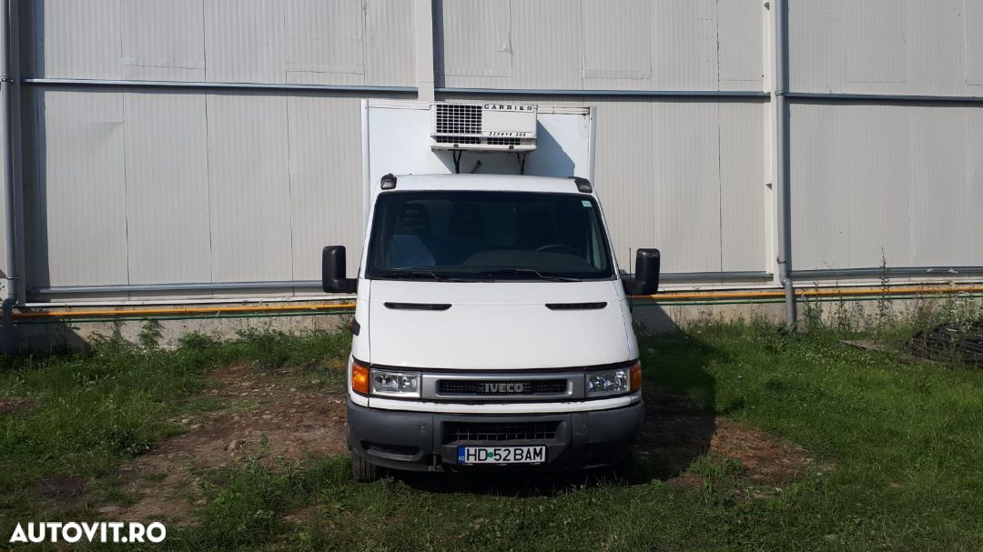 Iveco 50C13 DAILY - 2