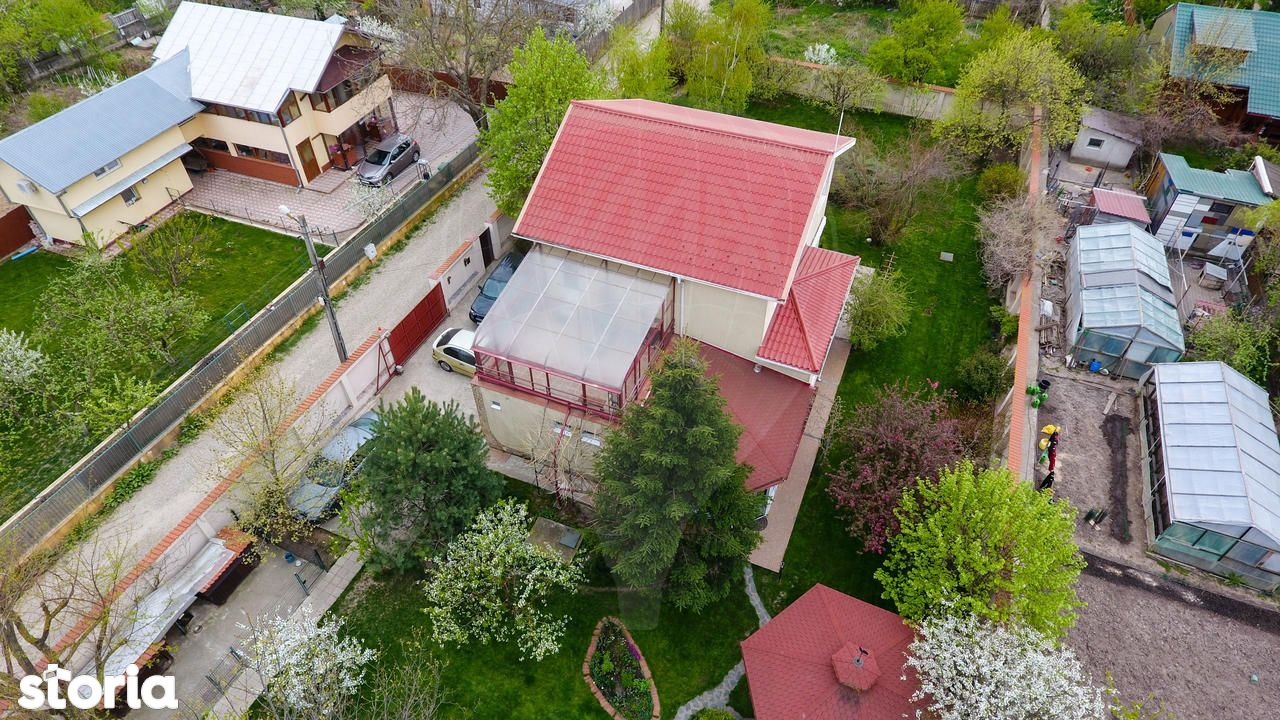 Casa de vanzare, Ilfov (judet), Strada Larisa - Foto 4