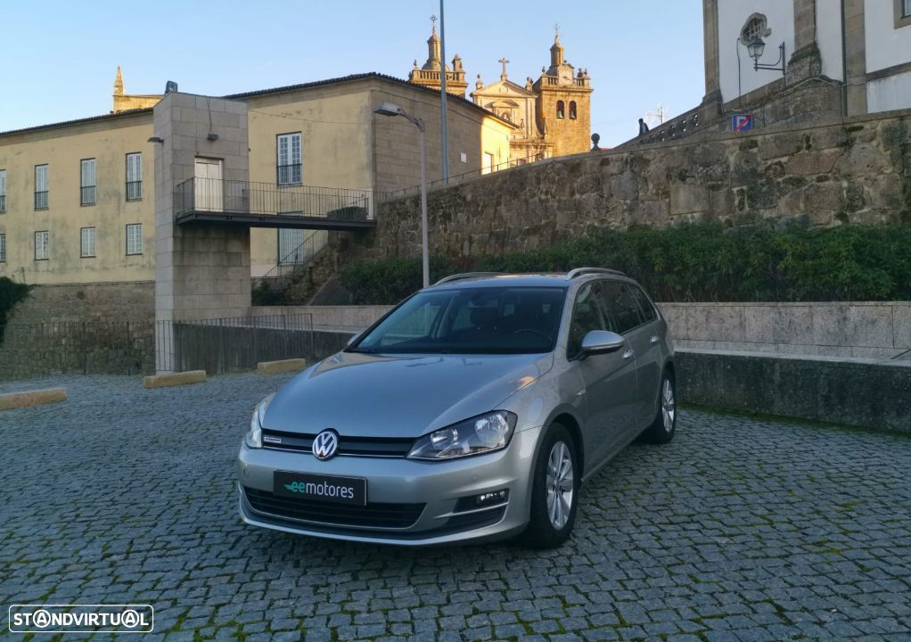 VW Golf Variant 1.6 TDI CONFORTLINE BLUEMOTION - 2