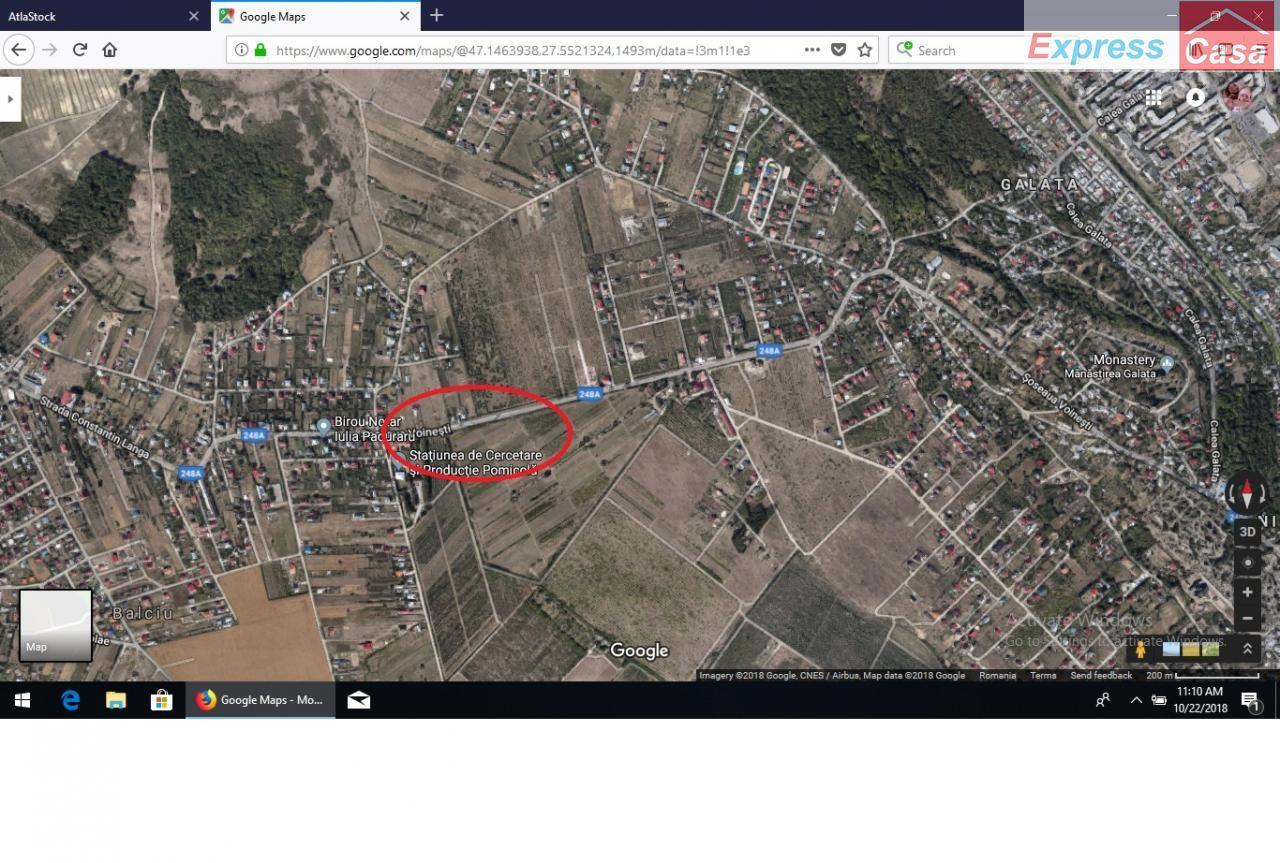 Teren de Vanzare, Iași (judet), Galata - Foto 1