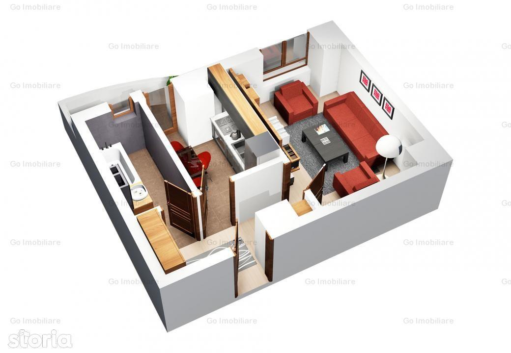 Apartament de vanzare, Iasi, Cug - Foto 4