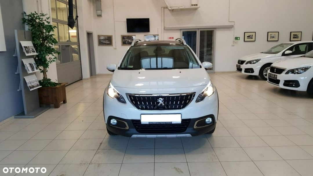 Peugeot 2008 ALLURE+ 1.2 BENZYNA puretech 130 KM nowy - 1
