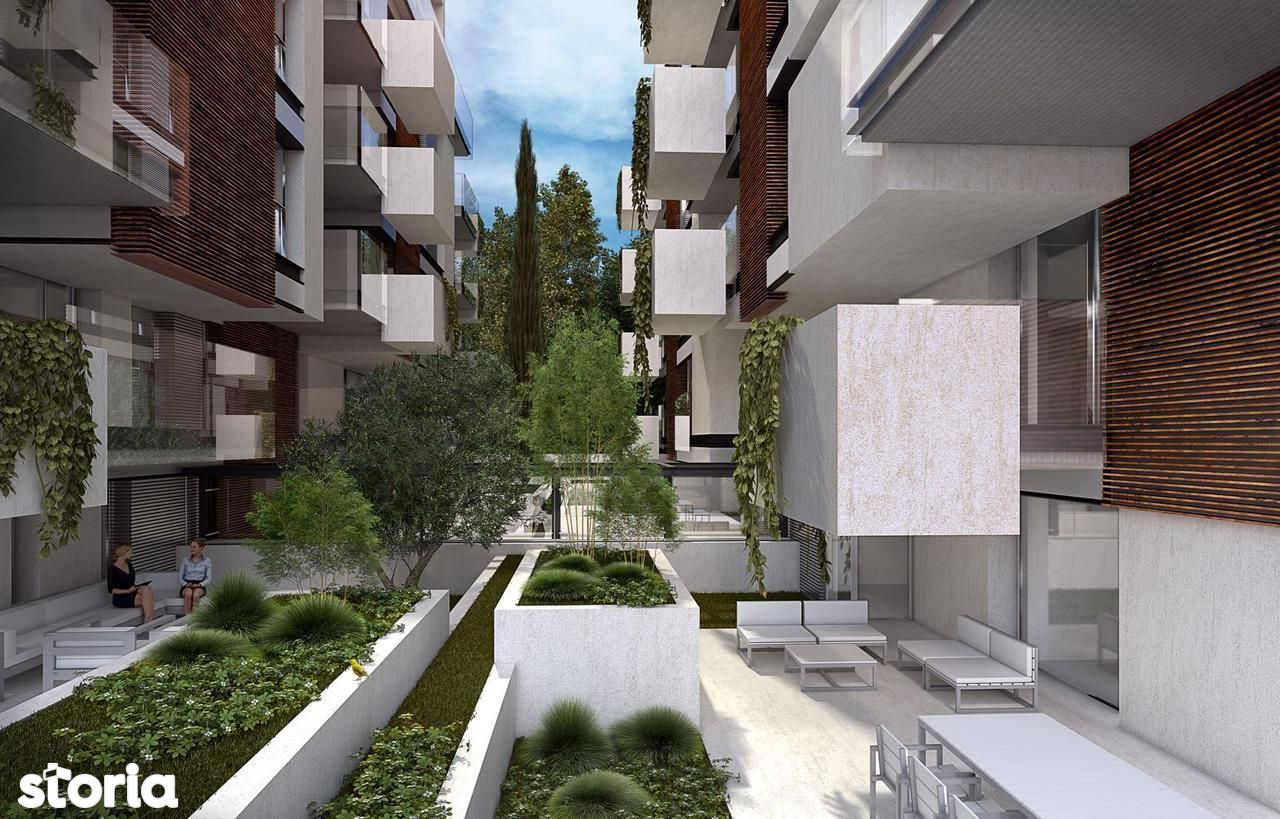 Apartament de inchiriat, București (judet), Calea Dorobanților - Foto 16