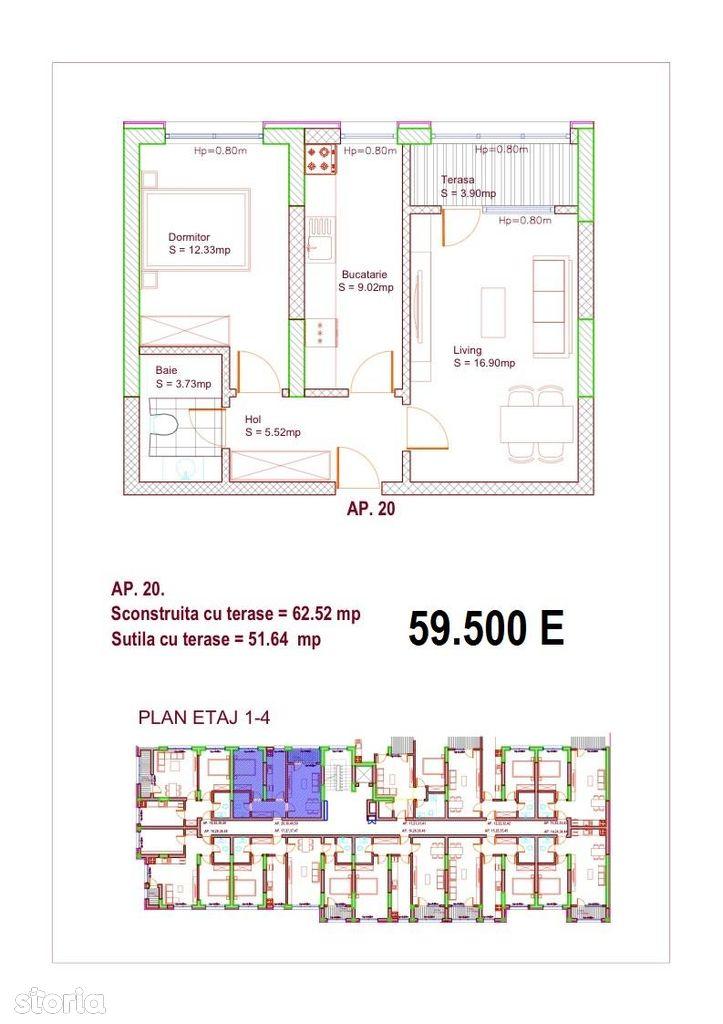 Apartament de vanzare, București (judet), Văcărești - Foto 8