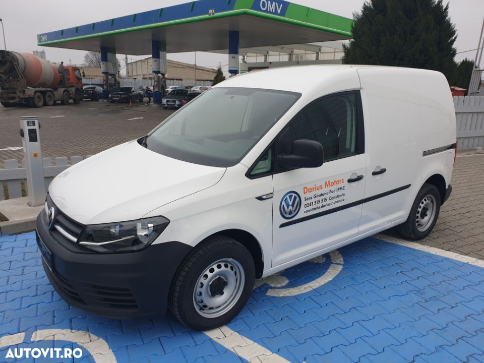 Volkswagen Caddy - 5