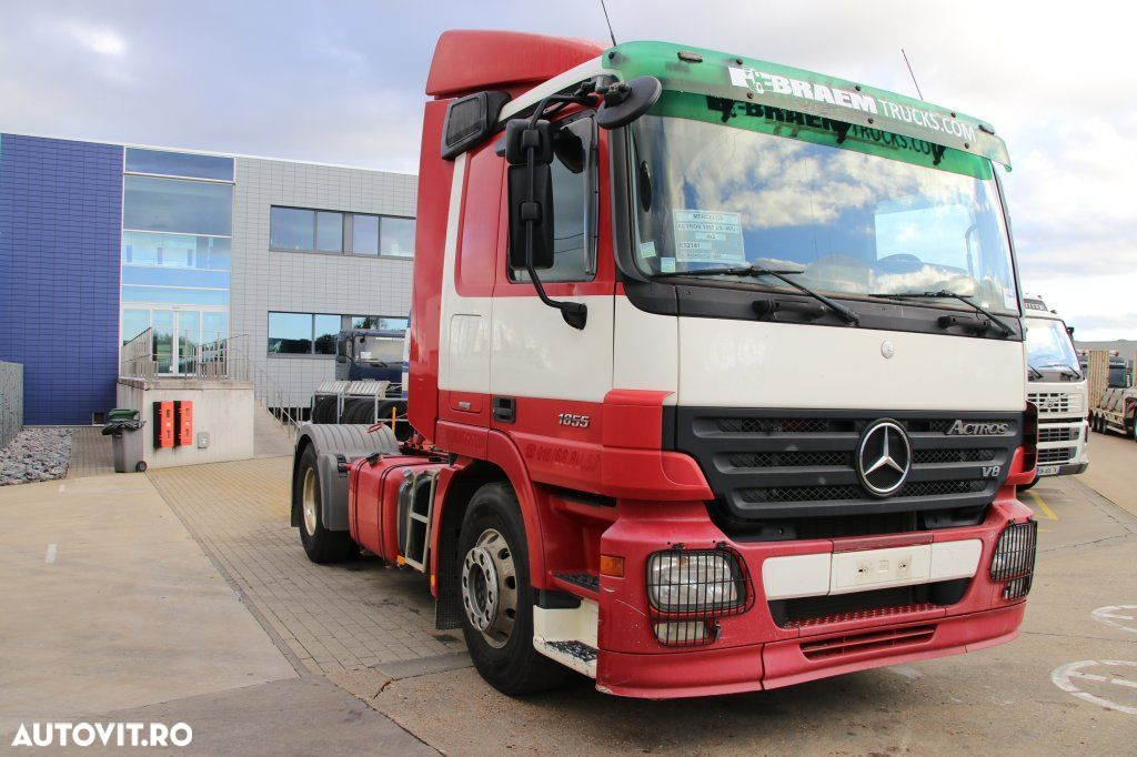 Mercedes-Benz ACTROS 1855 LS- MP2 +KIPHYDR. - 3