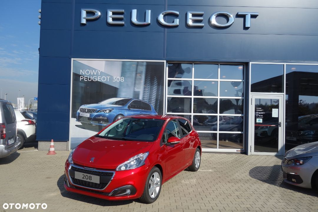 Peugeot 208 Nowy Signature+ 5drzwi Benzyna 82 KM - 1
