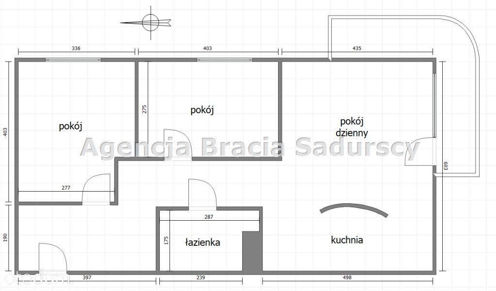 Mieszkanie na sprzedaż, Kraków, Kozłówek - Foto 3