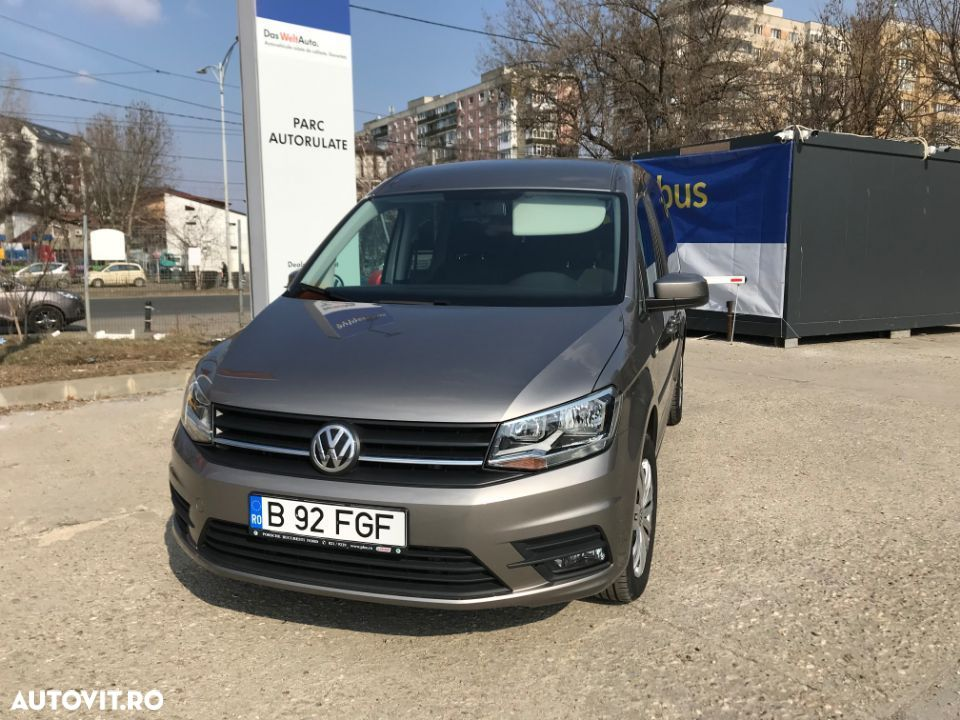 Volkswagen Caddy - 1