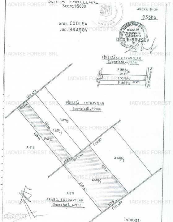 Teren de Vanzare, Brașov (judet), Strada Hălchiului - Foto 1
