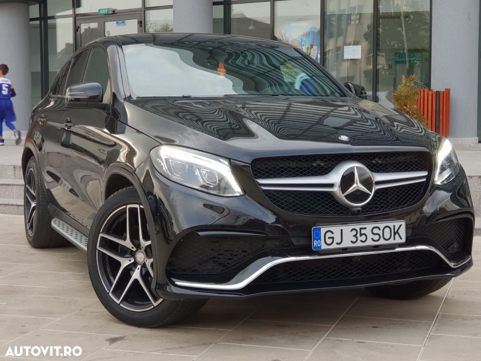 Mercedes-Benz GLE Coupe 63 - 1