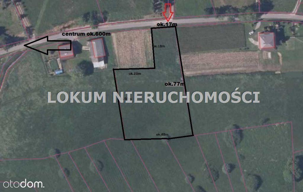 Działka na sprzedaż, Ołpiny, tarnowski, małopolskie - Foto 1