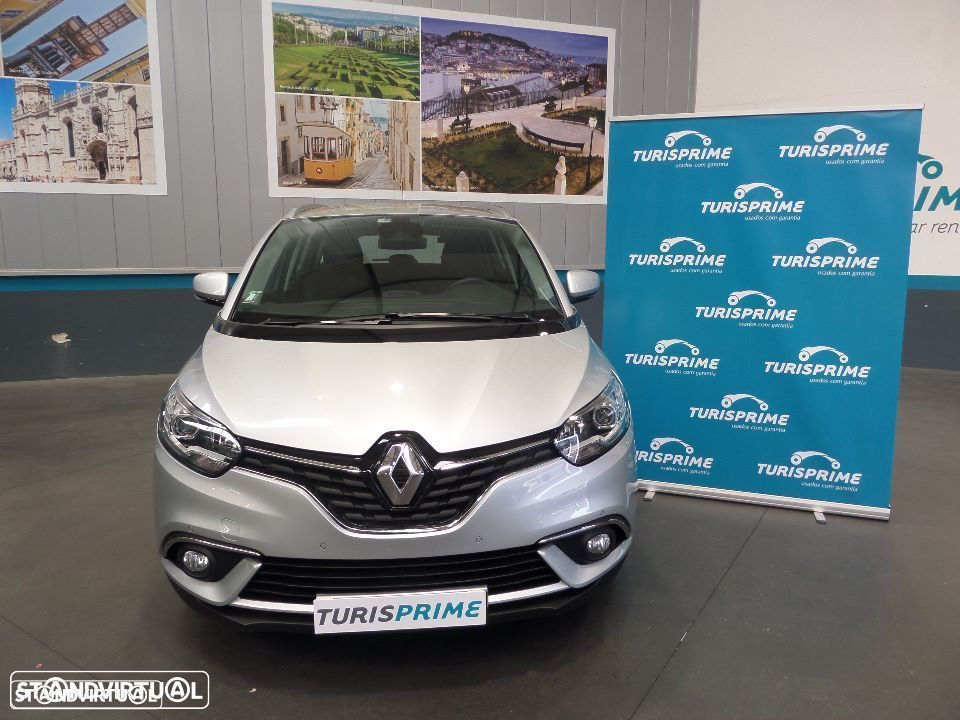 Renault Grand Scénic 1.5 dCi Intense Energy Hybrid - 1