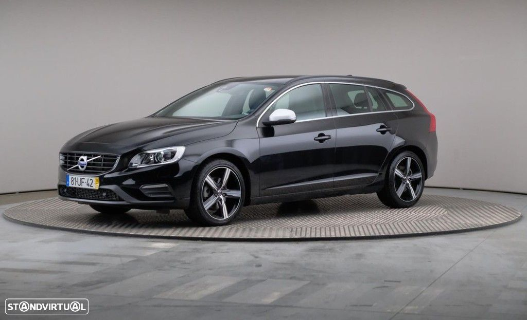 Volvo V60 2.0 D4 R-Design Geartronic - 1