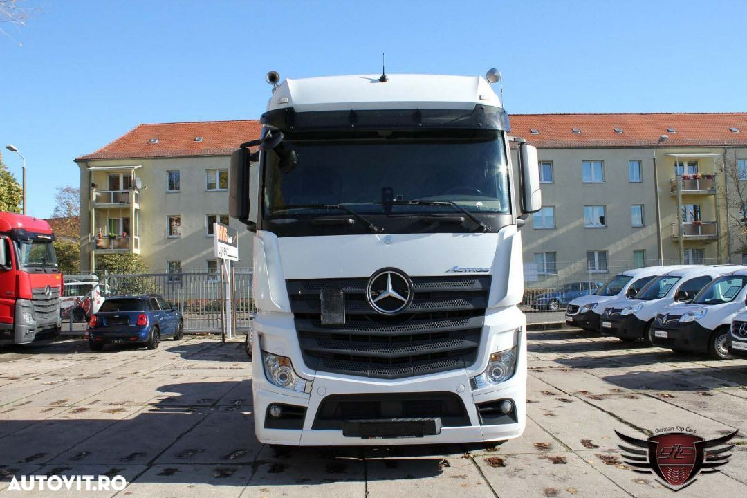 Mercedes-Benz 1845 Actros Euro 5 2013 Nr. Int 10878 Leasing - 1