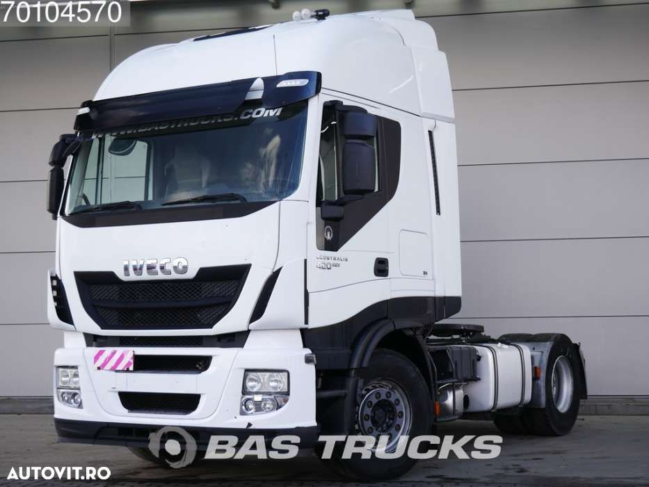 Iveco Stralis Hi-Way AS440S42 Stralis 420 4X2 Intarder EEV - 1