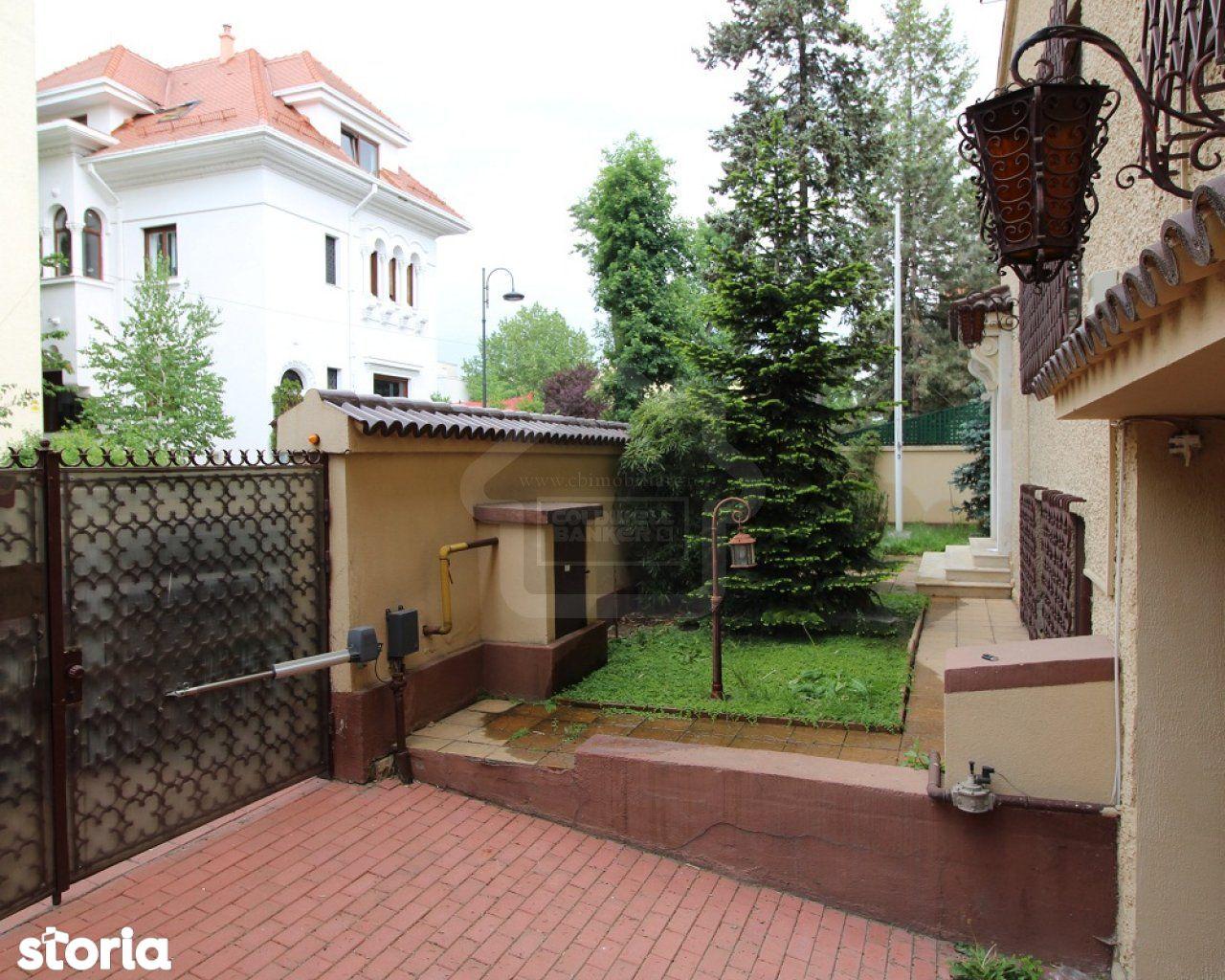 Casa de inchiriat, București (judet), Primăverii - Foto 17
