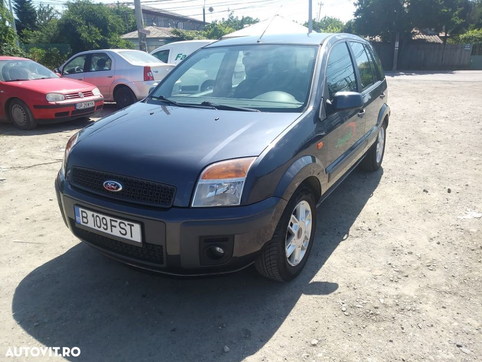 Ford Fusion - 3