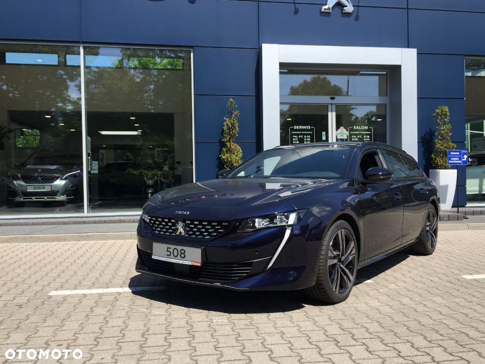 Peugeot 508 SW First Edition Masaże Focal Night Vision - 6