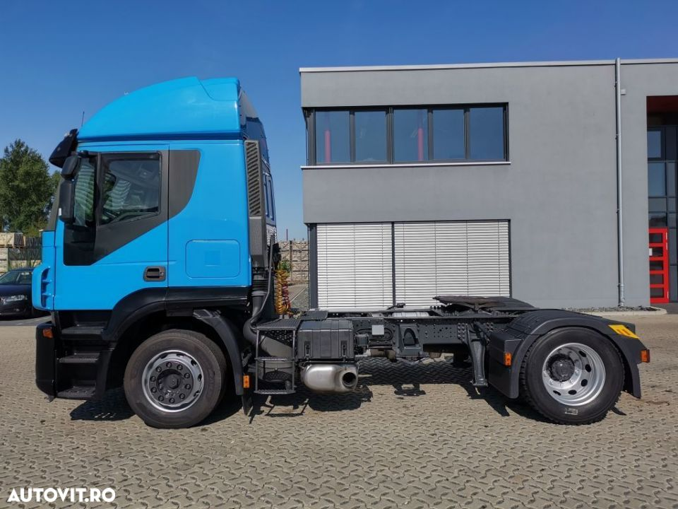 Iveco Stralis AT440S36T/P / German / 1 Hand - 8
