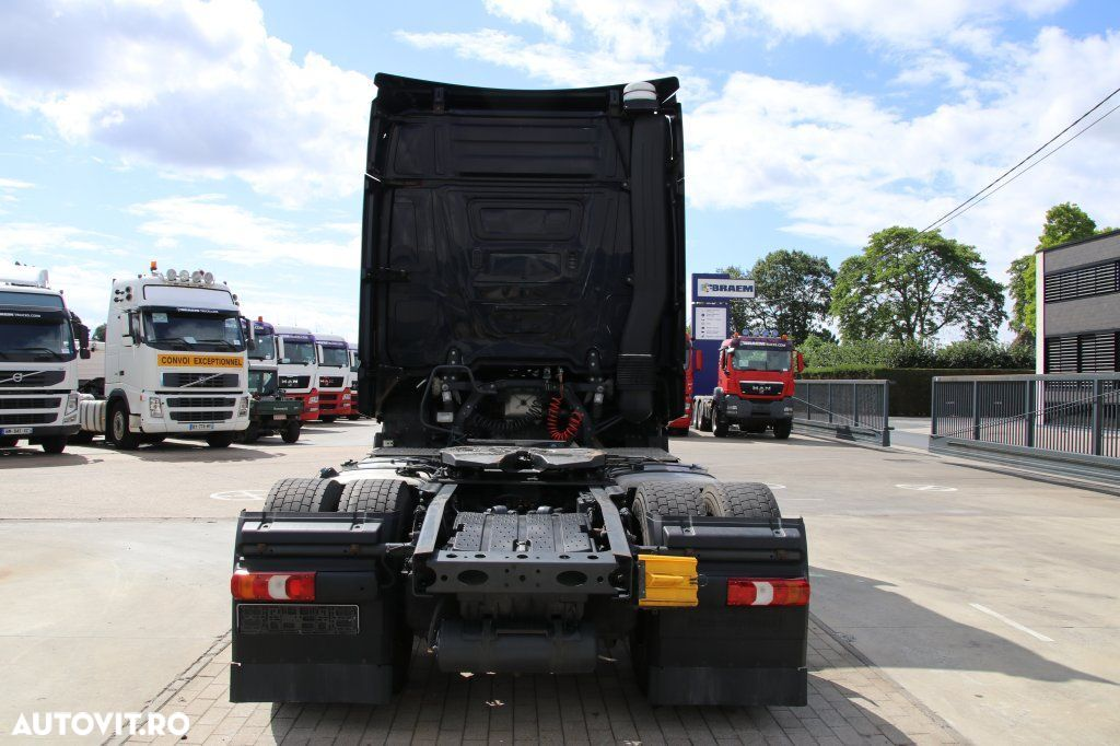 Mercedes-Benz ACTROS 1851 LS - MP4 - EURO 5 - 5