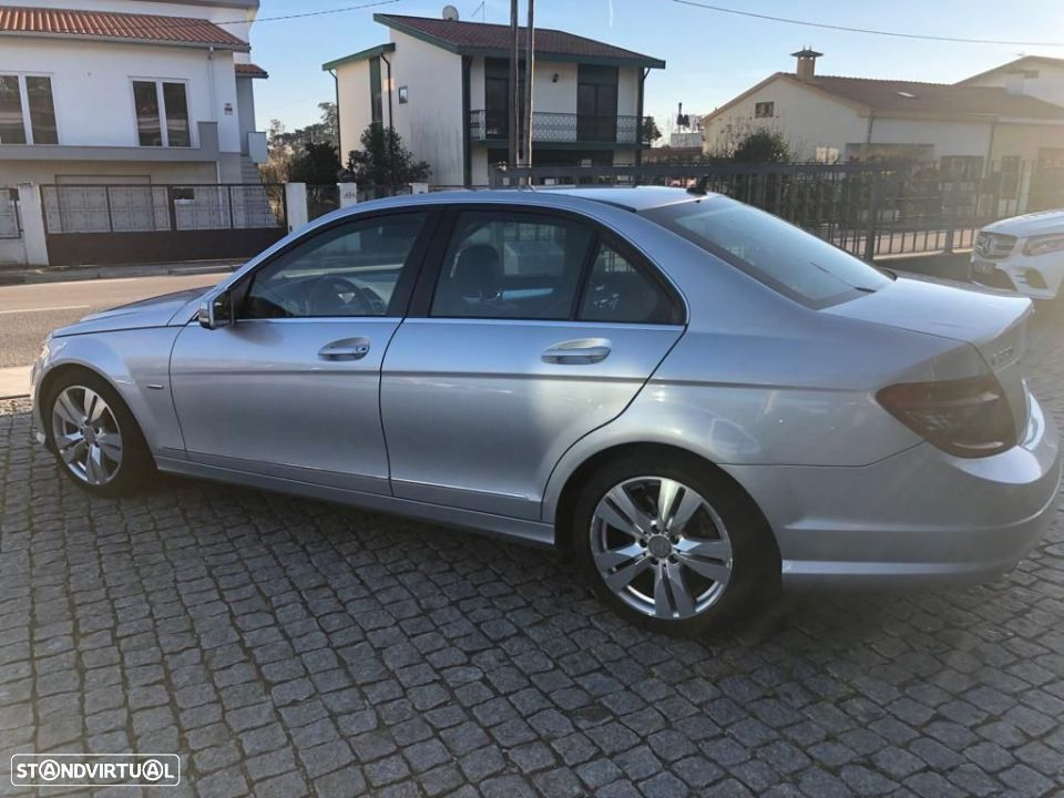 Mercedes-Benz C 220 CDi Avantgarde - 12