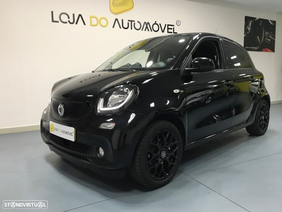 Smart ForFour EQ Electric Drive Prime - 1